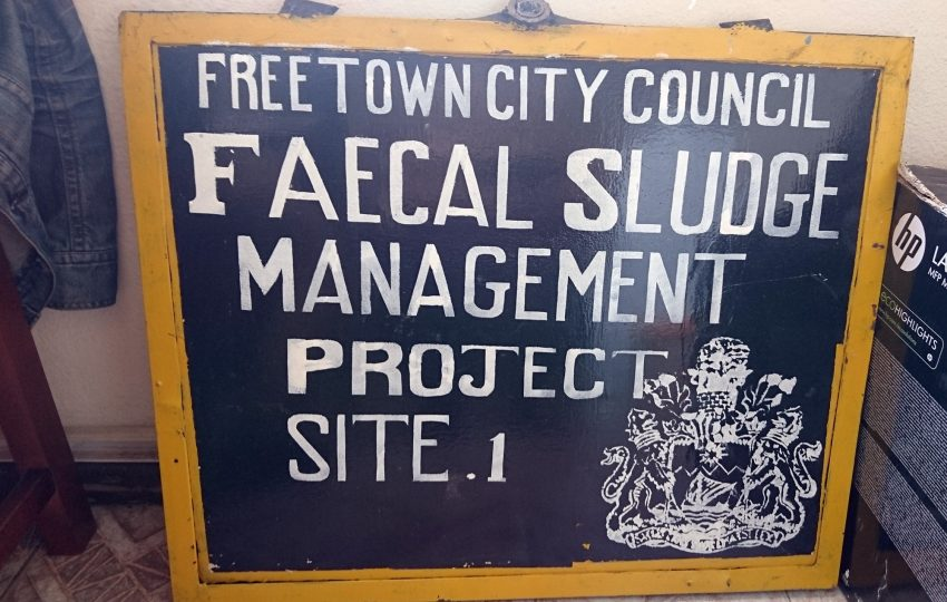 Freetown FSM work
