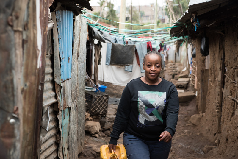 Leather Suppliers Kenya Mail: Water & Sanitation For The Urban Poor