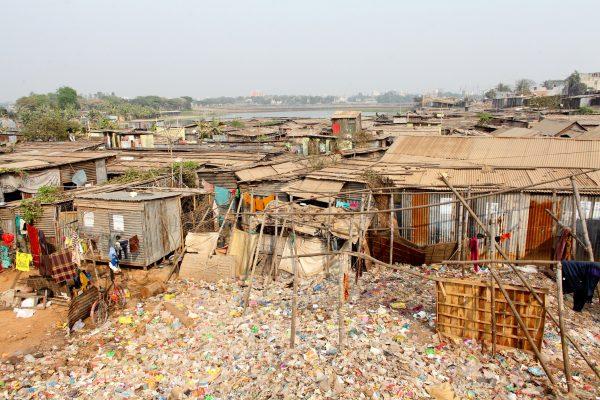 Kalshi slum, Mirpur, Dhaka