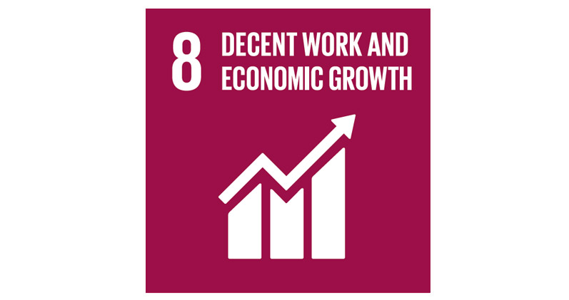 SDG 8 decent work economic growth