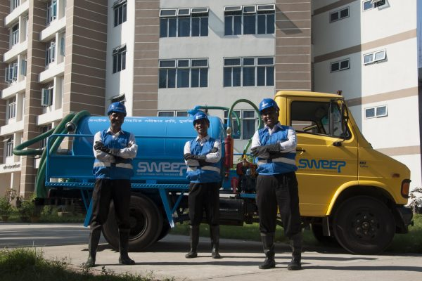 SWEEP operators in Dhaka