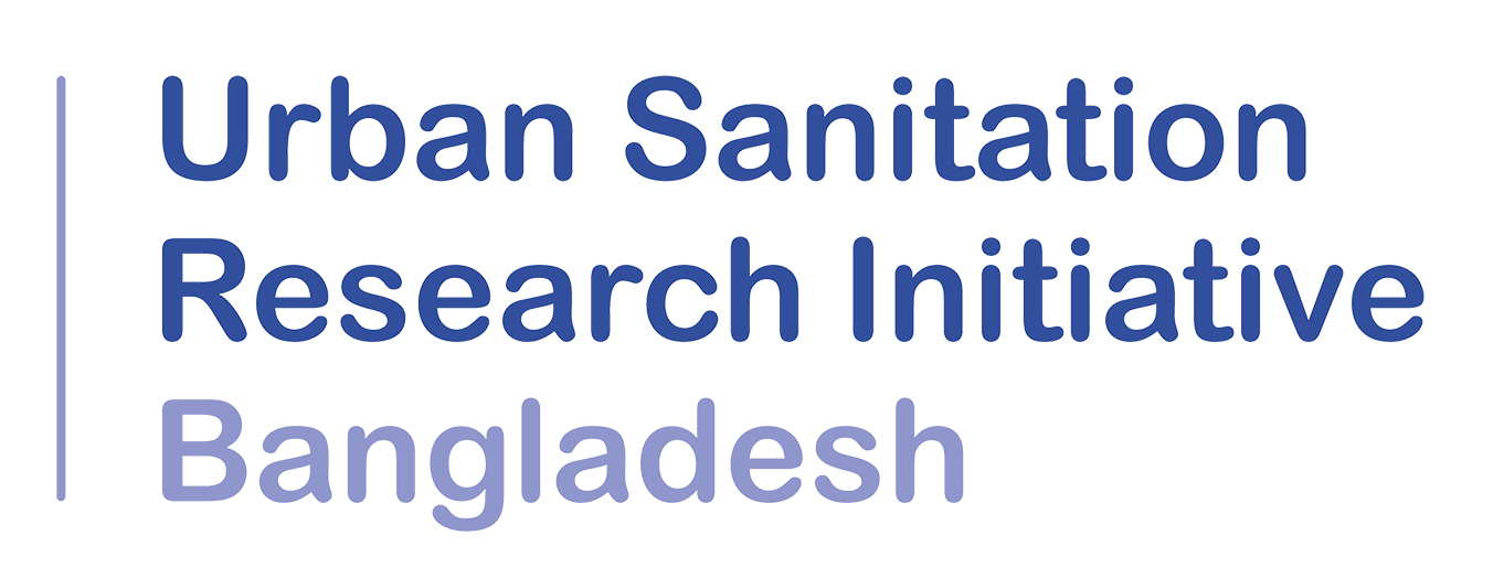 Urban Sanitation Research Initiative Bangladesh logo