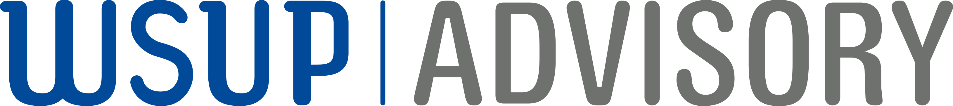WSUP Advisory logo