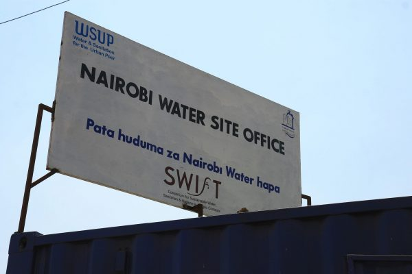 SWIFT project in Nairobi