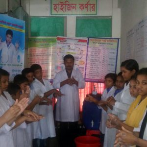 Hidoy Ranjan in Chittagong