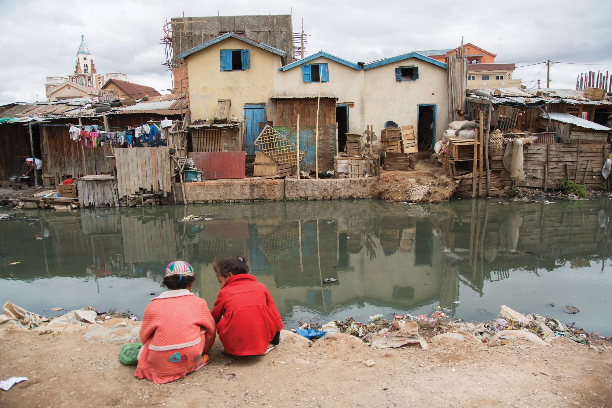 Pollution in Antananarivo