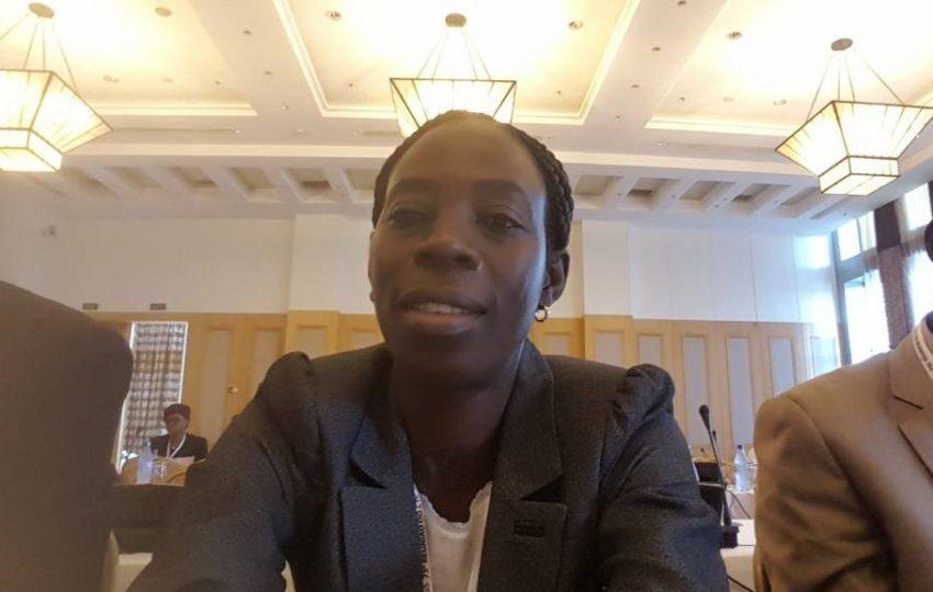 Faustina Boachie, Ghana Water Company