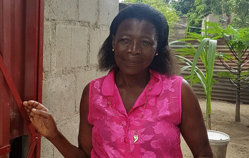Luisa Macamo from Maputo