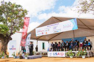 Launch of WADA Madagascar
