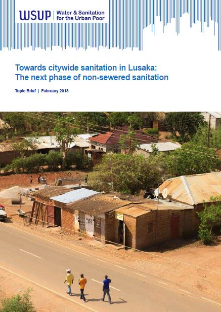 Towards citywide sanitation in Lusaka