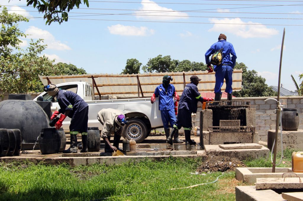 Transfer_Station_in_Kanyama_Lusaka