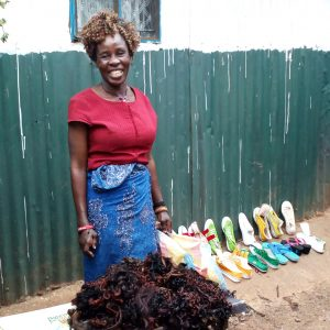 Susan Nyambura from Dandora