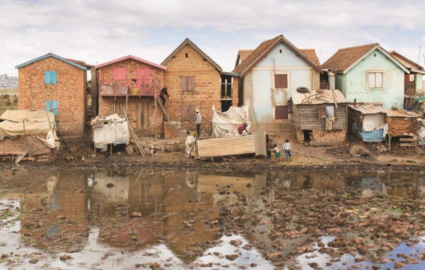 Flooding in Antananarivo, Madagascar