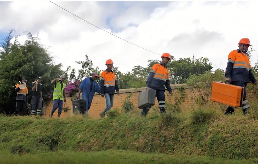 Preserving Antananarivo's most precious resource: water