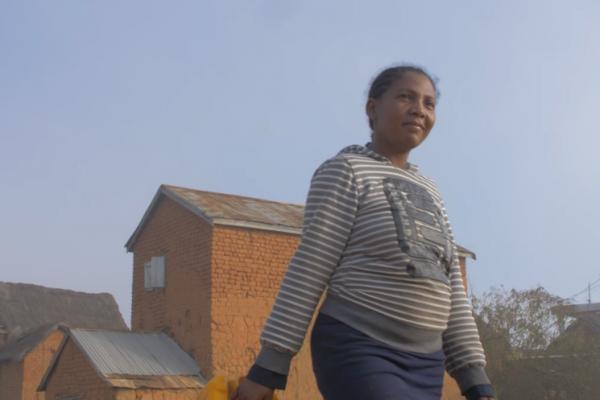 Rasoa, resident in Antananarivo