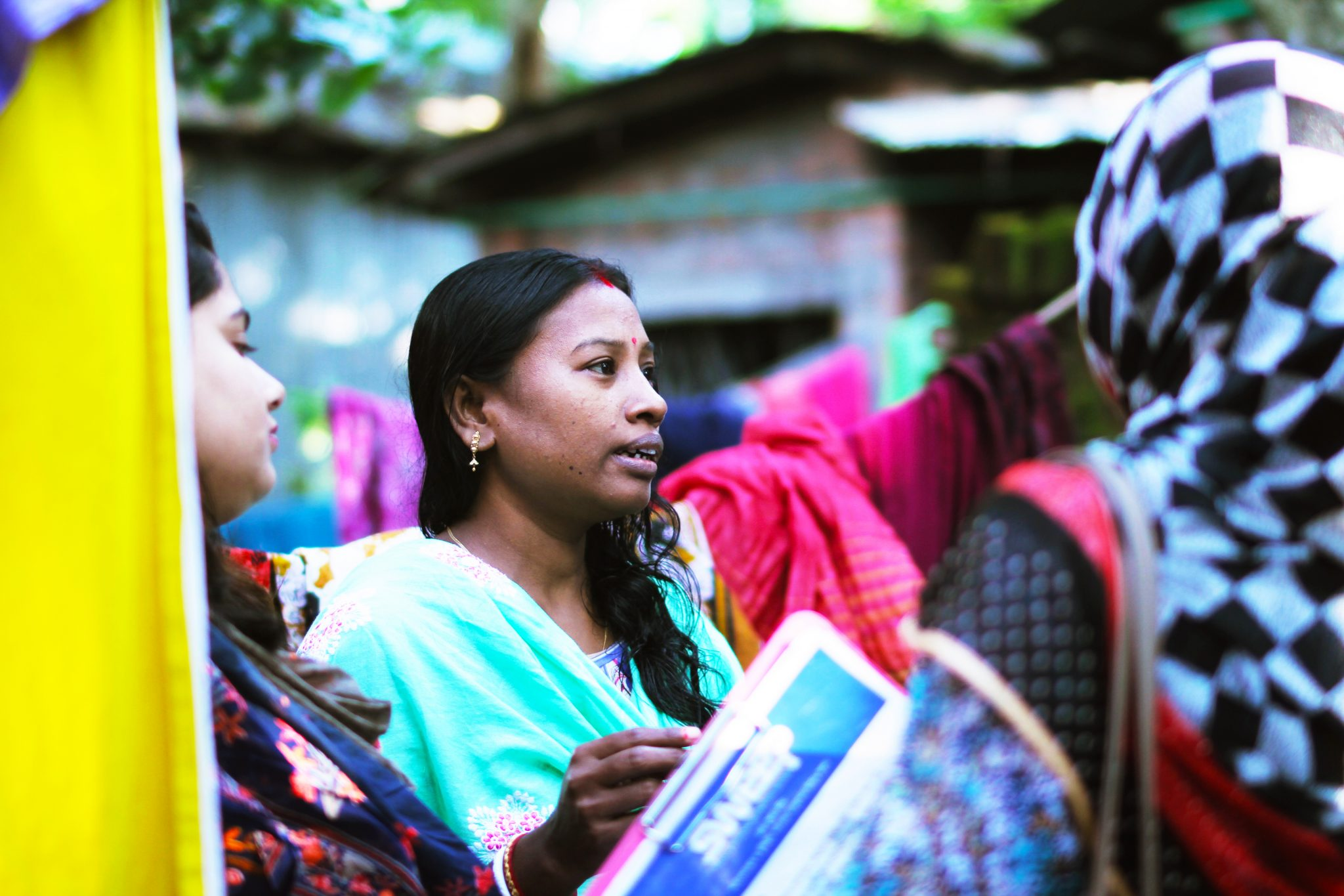 Rangpur citywide inclusive sanitation photoshoot