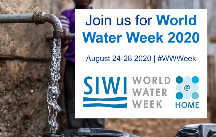 WSUP at World Water Week graphic
