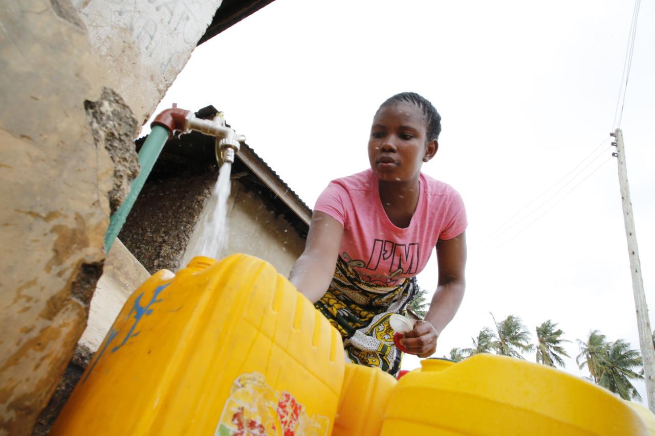 Asha Ali resident of Mombasa