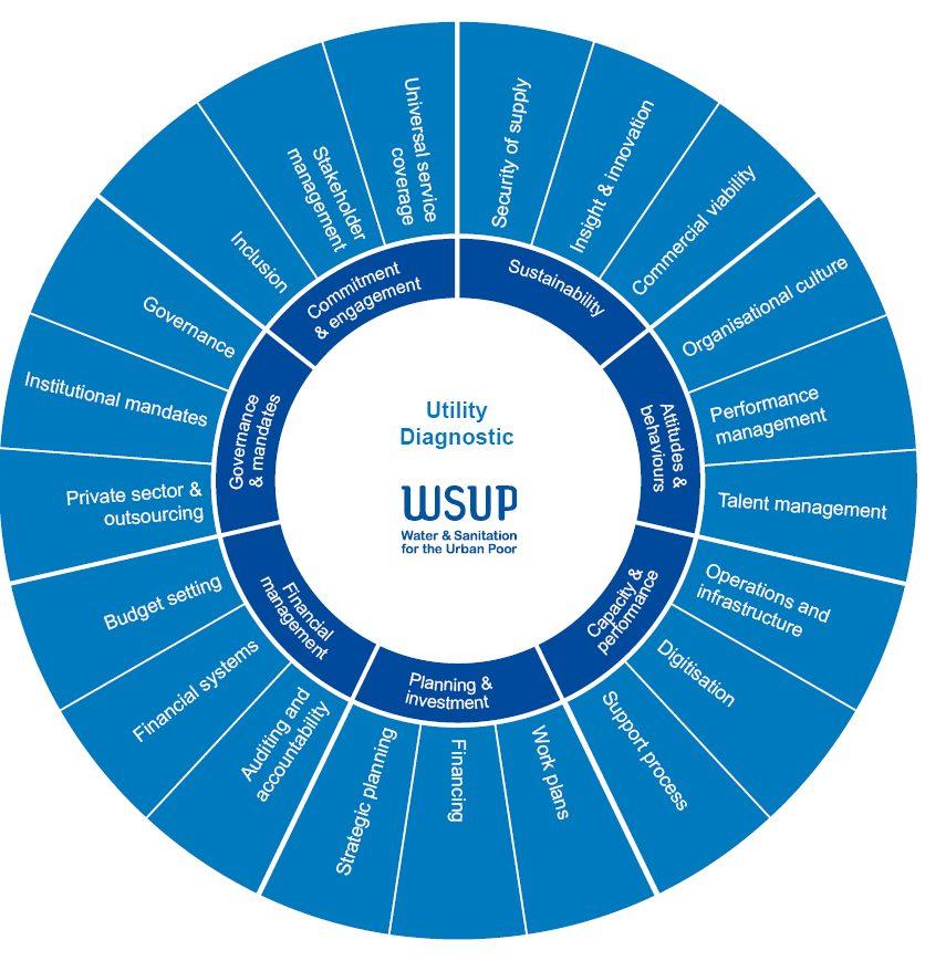 WSUP Utility Diagnostic