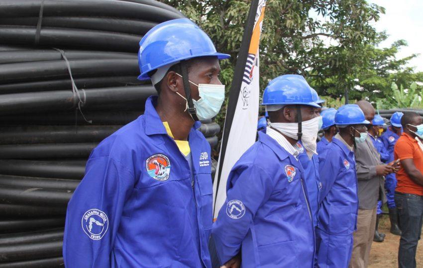 Chazanga Water Supply Improvement Project